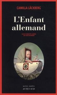 Tome 5 : L'enfant allemand – Camilla LÄCKBERG dans Camilla LÄCKBERG cover