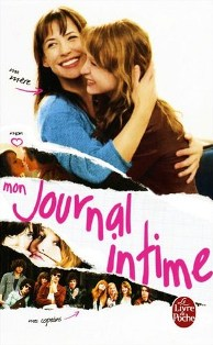 Mon Journal intime - Lisa Azuleos dans Lisa Azuleos couverture2