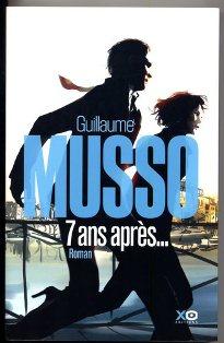 Sept ans après - Guillaume Musso dans Guillaume Musso cover